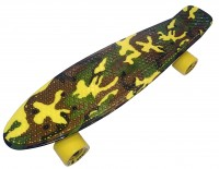 "Пенни борд Fish Skateboards 22"" Камуфляж"
