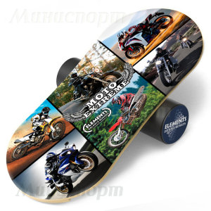 Баланс борд Elements Moto racers