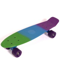 "Пенни борд Fish Skateboards 22"" Brazilia"