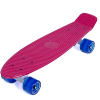 "Fish Skateboards 22"" Малиновый"