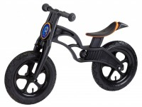 "Беговел Popbike Flash 12"" Black"