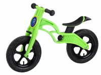 "Беговел Popbike Flash 12"" Green"