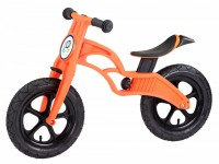 "Беговел Popbike Flash 12"" Orange"
